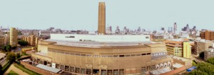 Panorama from Blue Fin Building