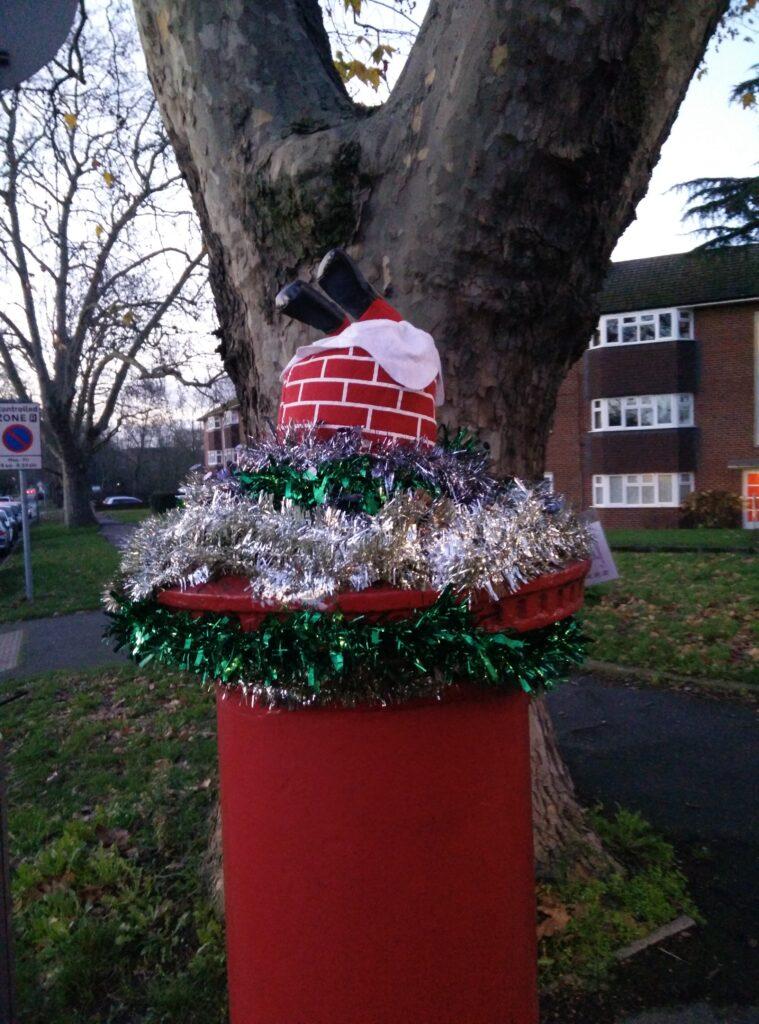 Santa Postbox